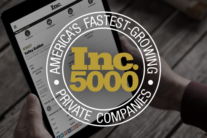 INC 5000 2014 List Honoree