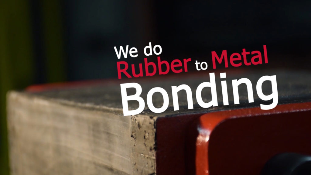 Rubber to Metal Bonding