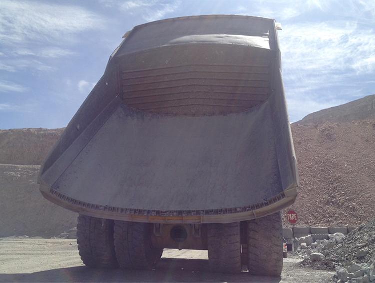 Haul Truck Case Study